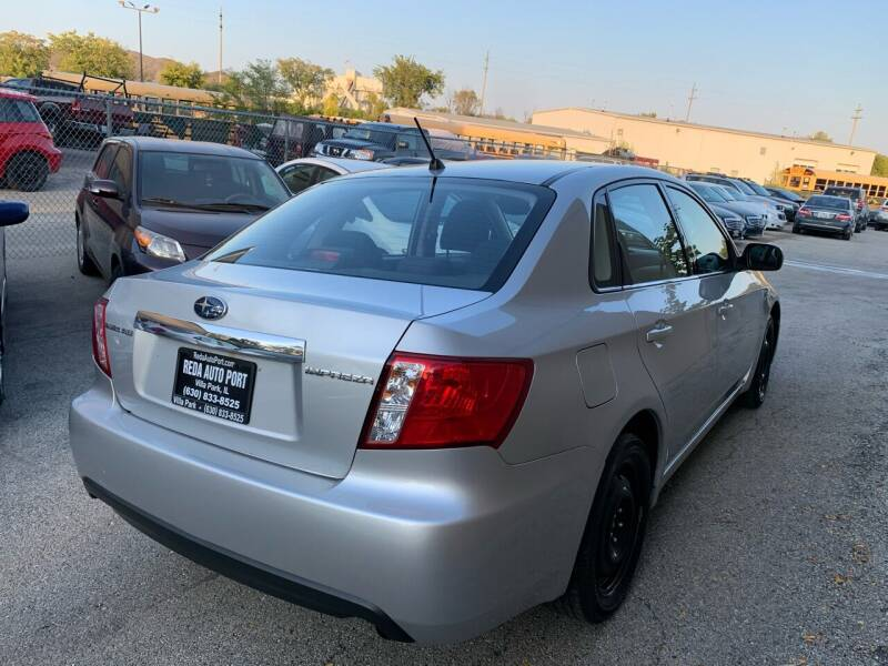 2009 Subaru Impreza AWD 2.5i 4dr Sedan 4A - Villa Park IL