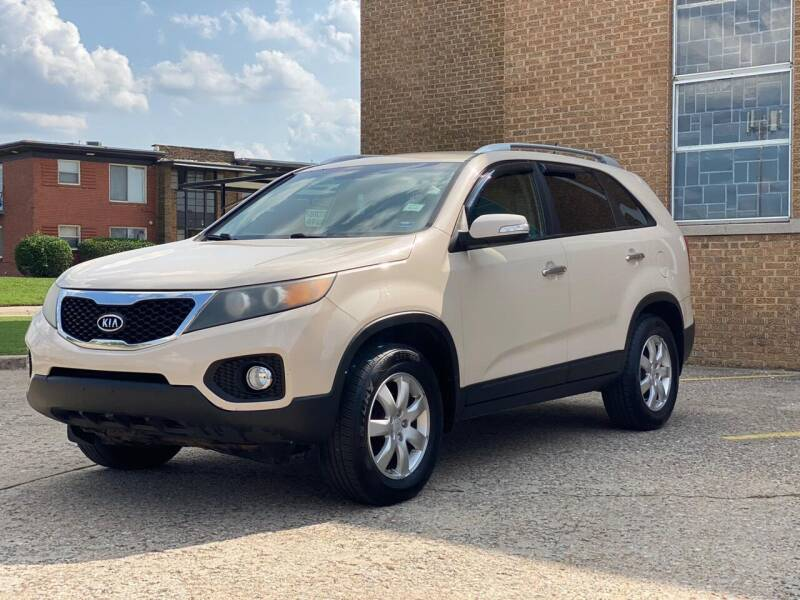 2011 Kia Sorento for sale at Auto Start in Oklahoma City OK