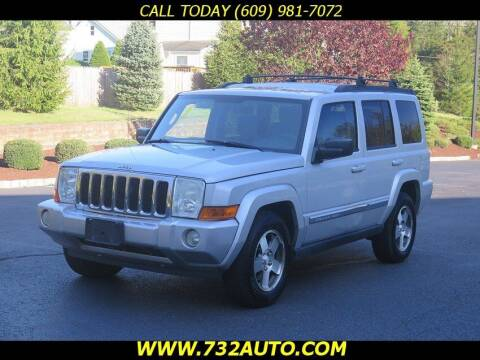 2010 Jeep Commander for sale at Absolute Auto Solutions in Hamilton NJ