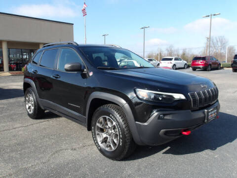 2020 Jeep Cherokee for sale at TAPP MOTORS INC in Owensboro KY
