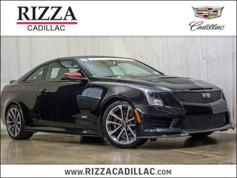 2018 Cadillac ATS-V for sale at Rizza Buick GMC Cadillac in Tinley Park IL