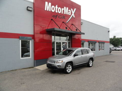 2016 Jeep Compass for sale at MotorMax of GR in Grandville MI