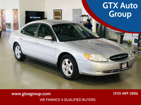 2003 Ford Taurus for sale at GTX Auto Group in West Chester OH