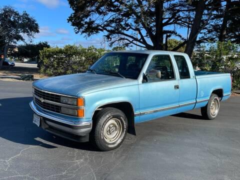 1993 Chevrolet C/K 1500 Series for sale at Dodi Auto Sales in Monterey CA
