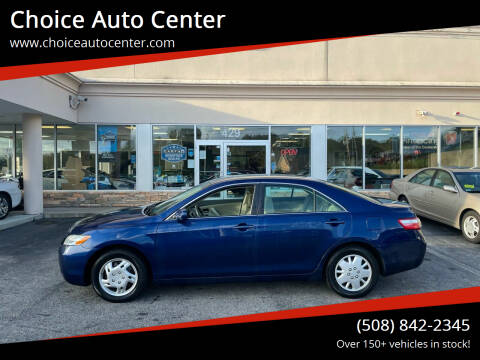 2009 Toyota Camry for sale at Choice Auto Center in Shrewsbury MA
