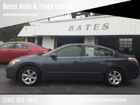2008 Nissan Altima for sale at Bates Auto & Truck Center in Zanesville OH