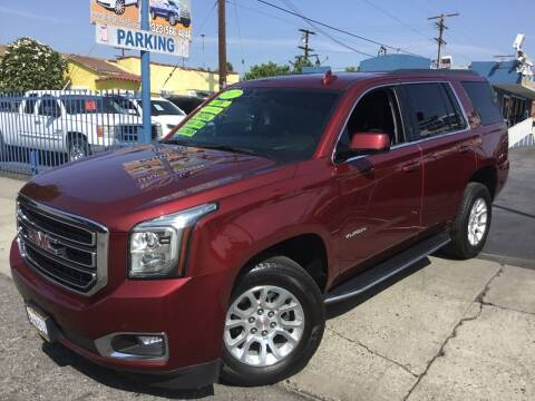 2017 GMC Yukon for sale at LA PLAYITA AUTO SALES INC in South Gate CA