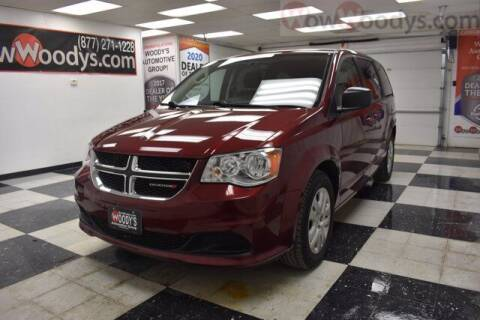 2018 Dodge Grand Caravan for sale at WOODY'S AUTOMOTIVE GROUP in Chillicothe MO