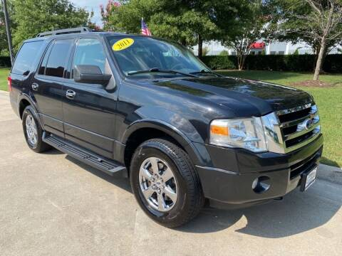 2011 Ford Expedition for sale at UNITED AUTO WHOLESALERS LLC in Portsmouth VA