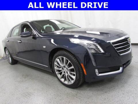 2018 Cadillac CT6 for sale at MATTHEWS HARGREAVES CHEVROLET in Royal Oak MI