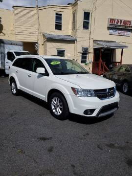 2015 Dodge Journey for sale at Key and V Auto Sales in Philadelphia PA