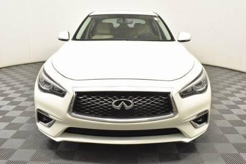 2018 Infiniti Q50 for sale at Southern Auto Solutions-Jim Ellis Hyundai in Marietta GA