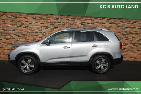 2013 Kia Sorento for sale at KC'S Auto Land in Kalamazoo MI