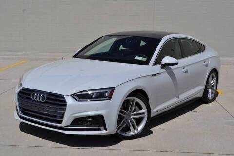 2018 Audi A5 Sportback for sale at Select Motor Group in Macomb Township MI