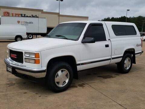 1996 GMC Sierra 1500 for sale at Tyler Car  & Truck Center in Tyler TX