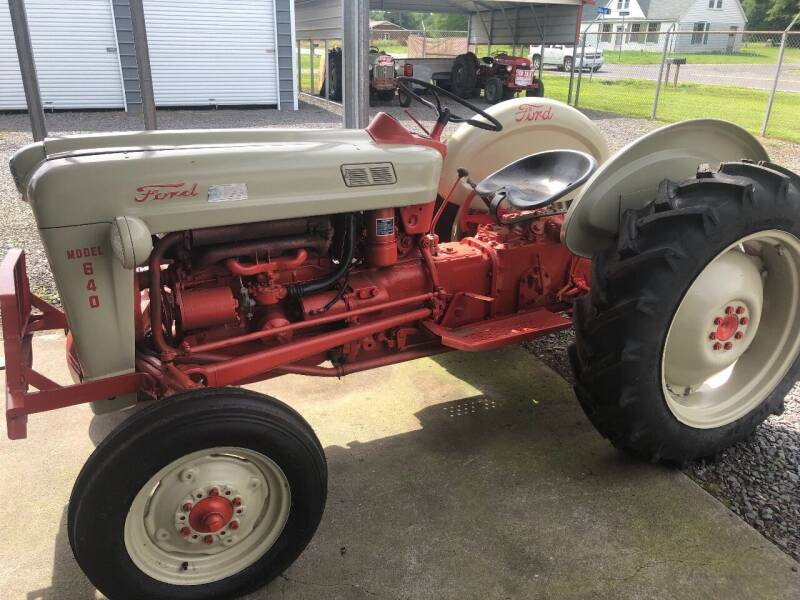 1954 Ford 640 for sale at Douthit Automotive, LLC in Advance NC