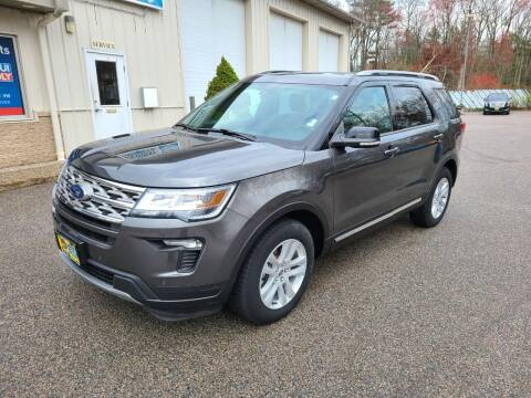 2018 Ford Explorer for sale at Medway Imports in Medway MA