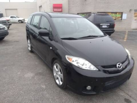 2007 Mazda MAZDA5 for sale at Heartbeat Used Cars & Trucks in Harrison Twp MI