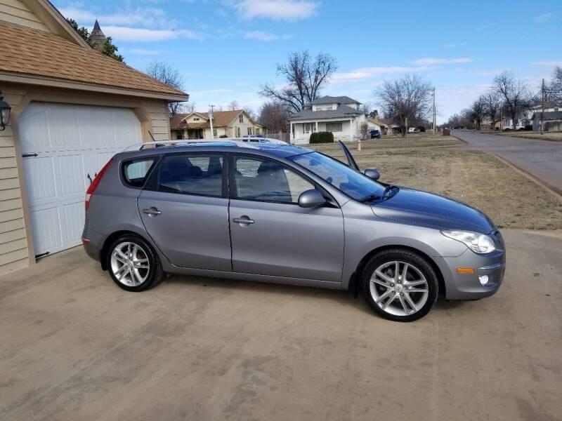 2011 Hyundai Elantra Touring for sale at Eastern Motors in Altus OK