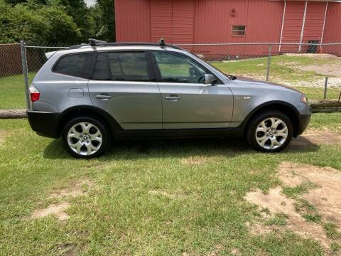 2005 BMW X3 for sale at Joye & Company INC, in Augusta GA