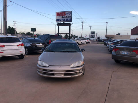2002 Dodge Intrepid for sale at MB Auto Sales in Oklahoma City OK