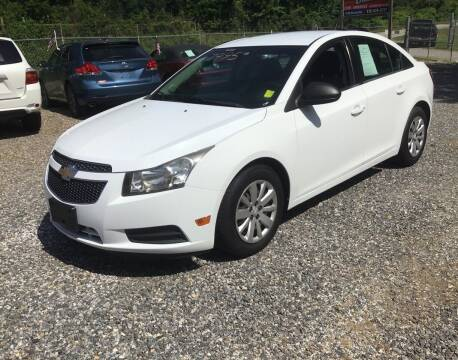 2011 Chevrolet Cruze for sale at Arden Auto Outlet in Arden NC