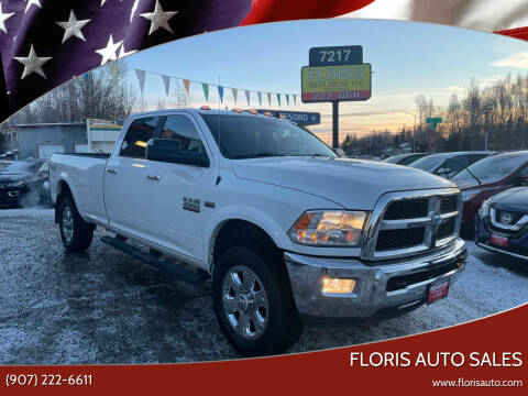 2017 RAM Ram Pickup 2500 for sale at FLORIS AUTO SALES in Anchorage AK