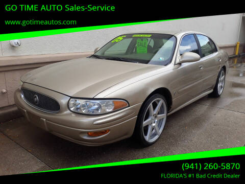 2005 Buick LeSabre for sale at Go Time Automotive in Sarasota FL