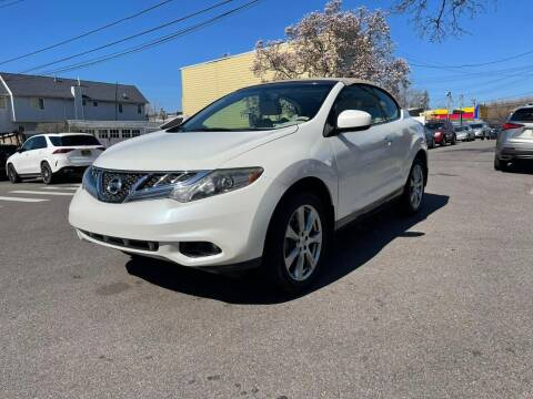 2014 Nissan Murano CrossCabriolet for sale at Kapos Auto, Inc. in Ridgewood, Queens NY