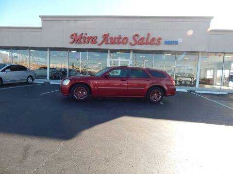 2006 Dodge Magnum for sale at Mira Auto Sales in Dayton OH