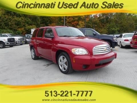 2010 Chevrolet HHR for sale at Cincinnati Used Auto Sales in Cincinnati OH