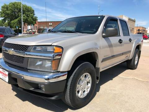 2004 Chevrolet Colorado for sale at Spady Used Cars in Holdrege NE