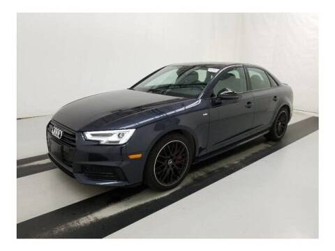 2018 Audi A4 for sale at WCG Enterprises in Holliston MA