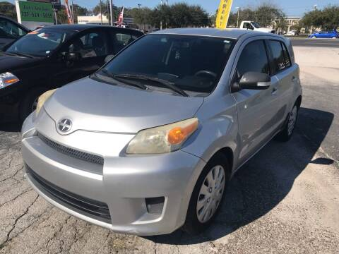 2009 Scion xD for sale at Jack's Auto Sales in Port Richey FL