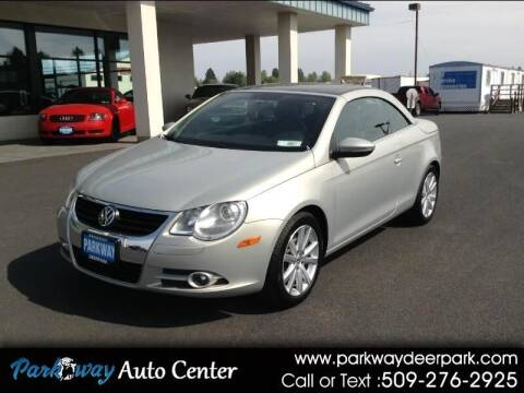2009 Volkswagen Eos for sale at PARKWAY AUTO CENTER AND RV in Deer Park WA