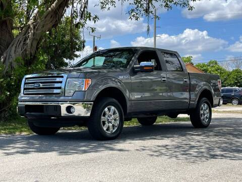 2013 Ford F-150 for sale at Auto Direct of South Broward in Miramar FL