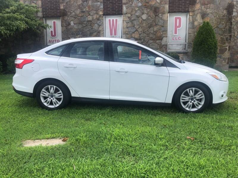 2012 Ford Focus for sale at JWP Auto Sales,LLC in Maple Shade NJ