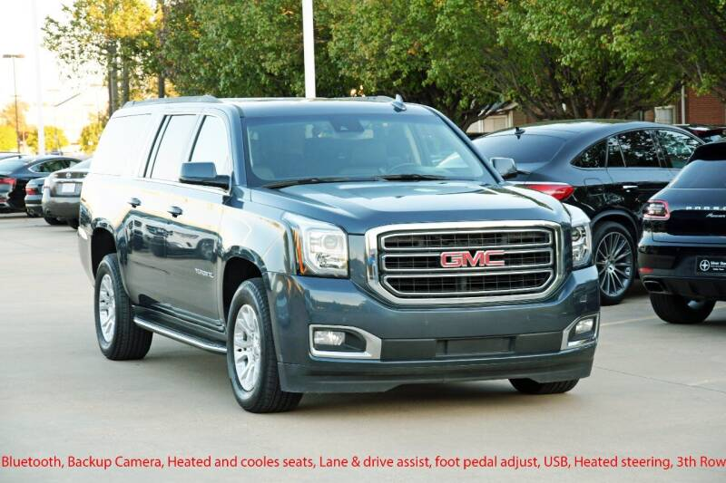 2020 GMC Yukon XL for sale at Silver Star Motorcars in Dallas TX