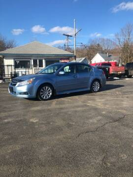 2012 Subaru Legacy for sale at WXM Auto in Cortland NY