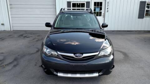 2011 Subaru Impreza for sale at DISCOUNT AUTO SALES in Johnson City TN