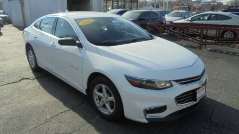 2016 Chevrolet Malibu for sale at Absolute Motors in Hammond IN