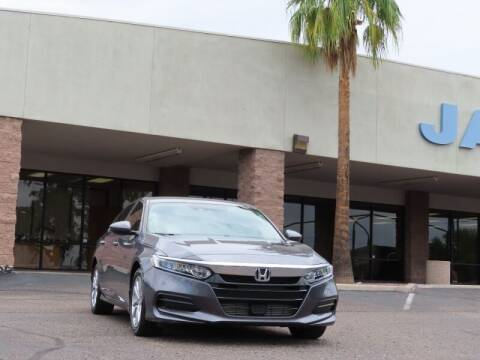 2020 Honda Accord for sale at Jay Auto Sales in Tucson AZ
