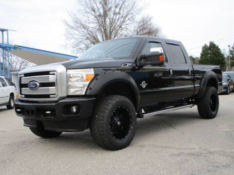 2013 Ford F-350 Super Duty for sale at GR Motor Company in Garner NC