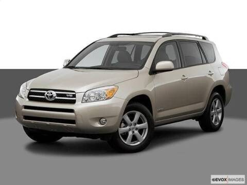 2007 Toyota RAV4 for sale at Mann Chrysler Dodge Jeep of Richmond in Richmond KY