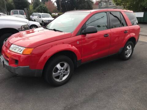 2005 Saturn Vue for sale at Chuck Wise Motors in Portland OR
