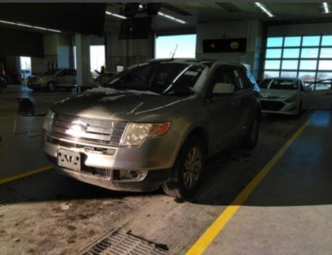 2008 Ford Edge for sale at HW Used Car Sales LTD in Chicago IL