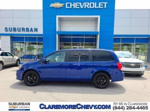2019 Dodge Grand Caravan for sale at Suburban Chevrolet in Claremore OK