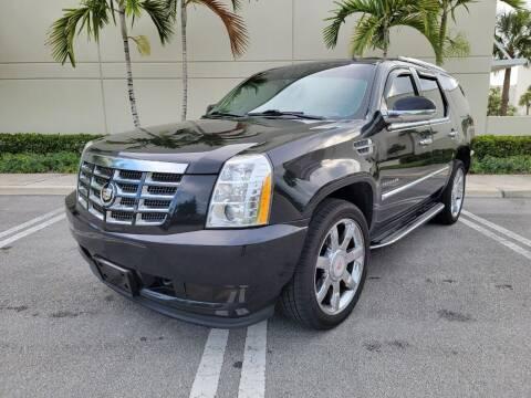 2013 Cadillac Escalade for sale at Keen Auto Mall in Pompano Beach FL