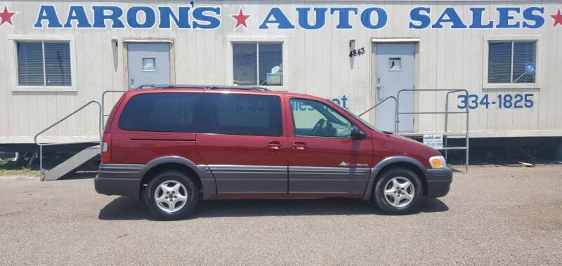 2003 Pontiac Montana for sale at Aaron's Auto Sales in Corpus Christi TX
