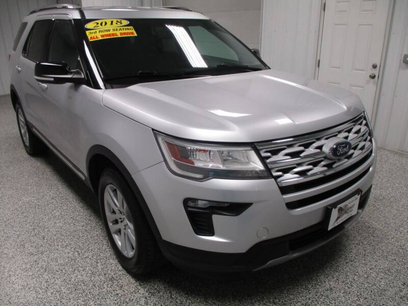 2018 Ford Explorer for sale at LaFleur Auto Sales in North Sioux City SD
